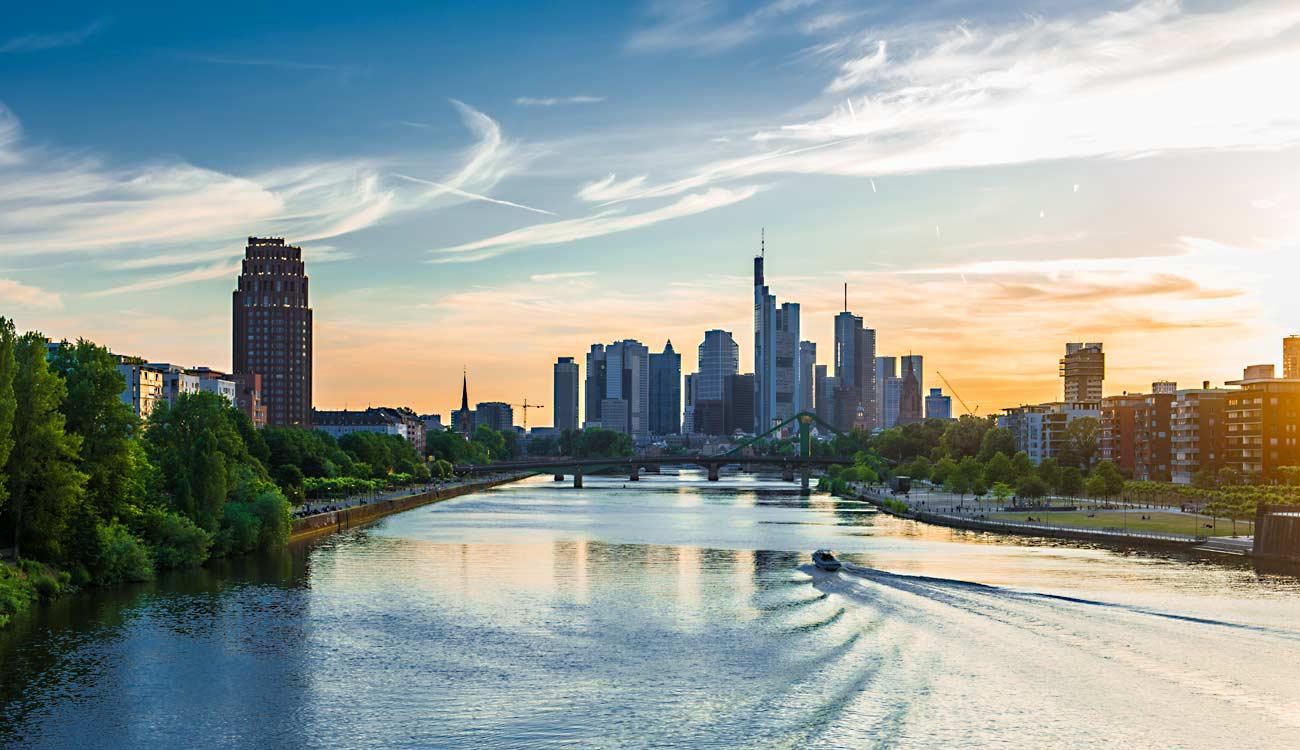 Frankfurt – Skyline
